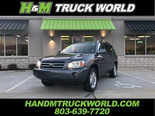 2007 Toyota Highlander Sport *LEATHER* LOW LOW MILES