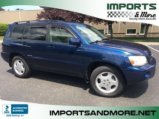 2007 Toyota Highlander V6 4WD Limited w3rd Row Imports and More Inc  in Lenoir City, TN
