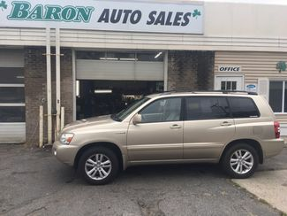 2007 Toyota Highlander Hybrid  city MA  Baron Auto Sales  in West Springfield, MA