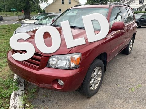 2007 Toyota Highlander w/3rd Row in West Springfield, MA