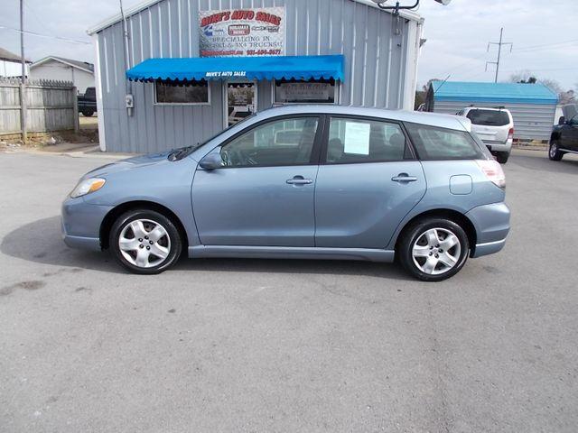 2007 Toyota Matrix STD Shelbyville, TN 2