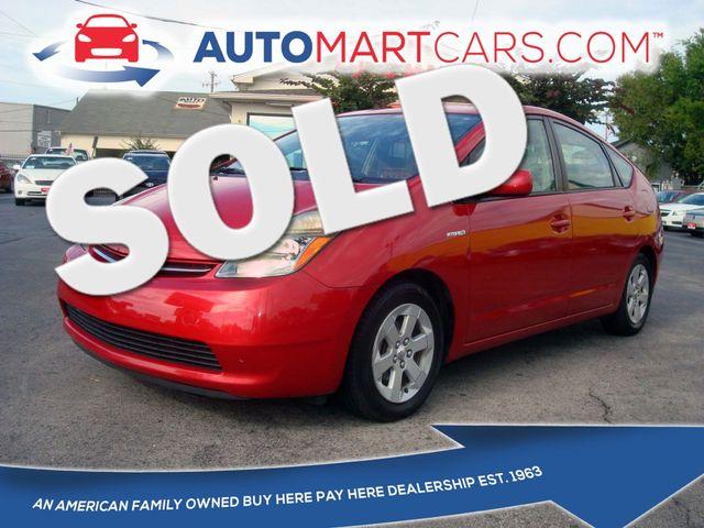 2007 Toyota Prius Touring | Nashville, Tennessee | Auto Mart Used Cars Inc. in Nashville Tennessee