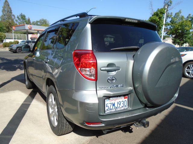 2007 Toyota RAV4 Limited Chico, CA 2