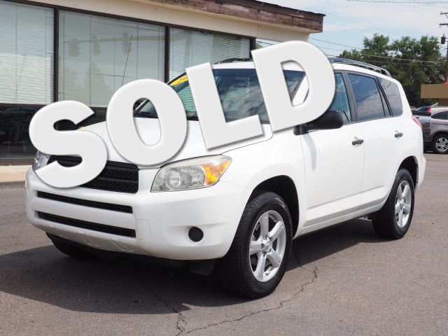 2007 Toyota RAV4 Base Englewood, CO