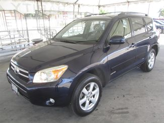 2007 Toyota RAV4 Limited Gardena, California