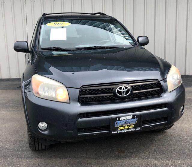 2007 Toyota RAV4 Sport 4WD