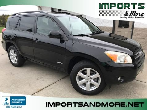 2007 Toyota RAV4 Limited V6 4WD in Lenoir City, TN