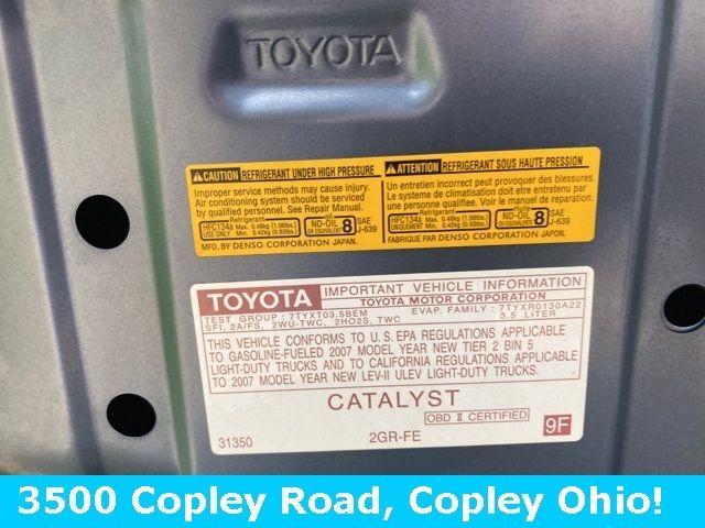 2007 Toyota RAV4 Sport in Medina, OHIO 44256
