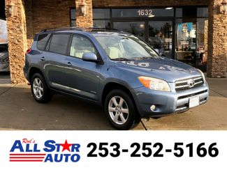 2007 Toyota RAV4 Limited 4WD in Puyallup Washington, 98371