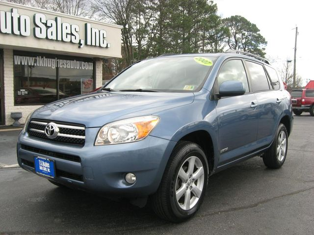 2007 Toyota RAV4 Limited AWD Richmond, Virginia 1