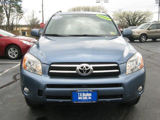 2007 Toyota RAV4 Limited AWD Richmond, Virginia 2