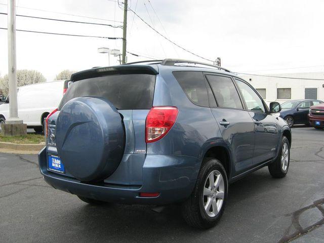 2007 Toyota RAV4 Limited AWD Richmond, Virginia 5