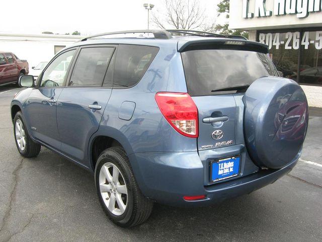 2007 Toyota RAV4 Limited AWD Richmond, Virginia 7