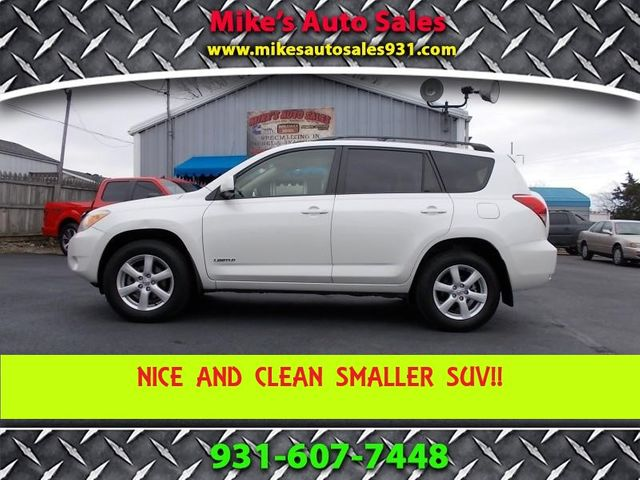 2007 Toyota RAV4 Limited Shelbyville, TN