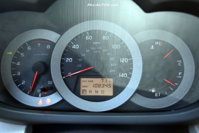 2007 Toyota RAV4 Limited Waterbury, Connecticut 28