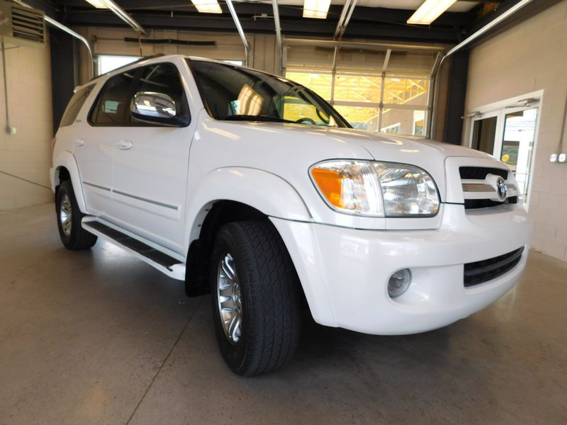 2007 Toyota Sequoia Limited  city TN  Doug Justus Auto Center Inc  in Airport Motor Mile ( Metro Knoxville ), TN