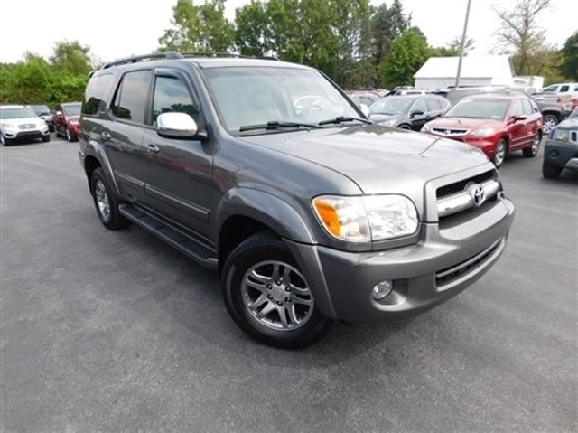 2007 Toyota Sequoia Limited in Ephrata PA, 17522