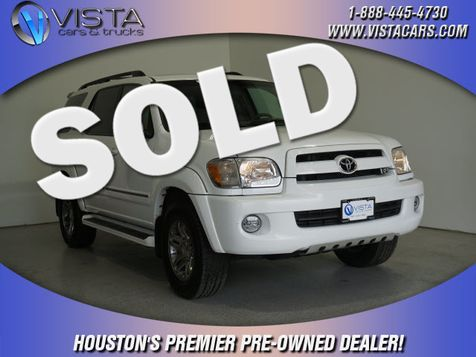 2007 Toyota Sequoia SR5 in Houston, Texas