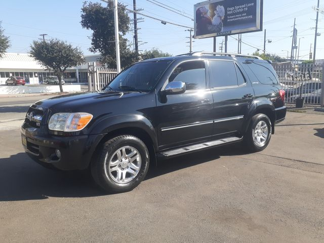 2007 Toyota Sequoia Limited Los Angeles, CA