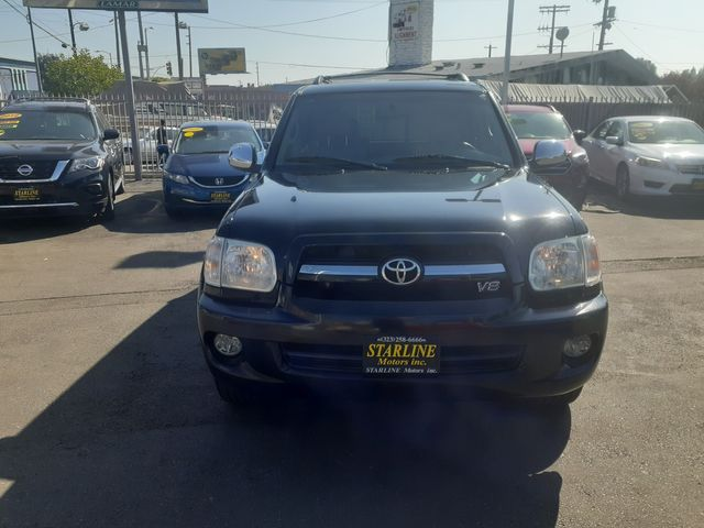 2007 Toyota Sequoia Limited Los Angeles, CA 1