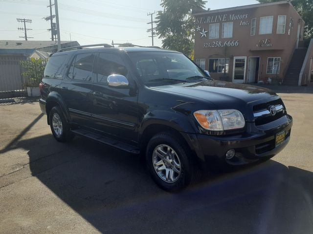2007 Toyota Sequoia Limited Los Angeles, CA 4