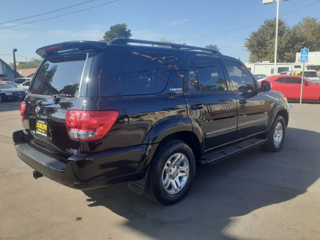 2007 Toyota Sequoia Limited Los Angeles, CA 5