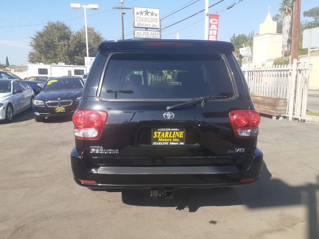 2007 Toyota Sequoia Limited Los Angeles, CA 9