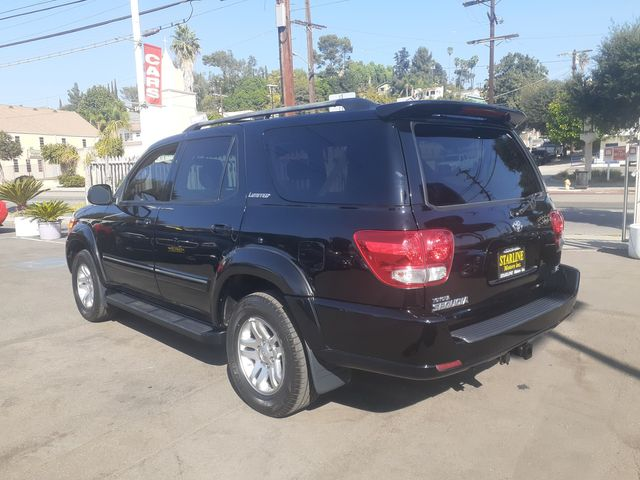 2007 Toyota Sequoia Limited Los Angeles, CA 8