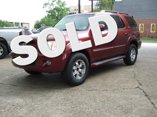 2007 Toyota Sequoia SR5 Minden, LA