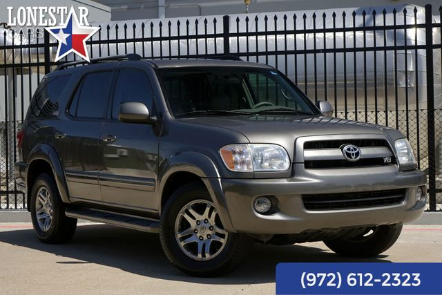 2007 Toyota Sequoia SR5 Clean Carfax 24 Service Records