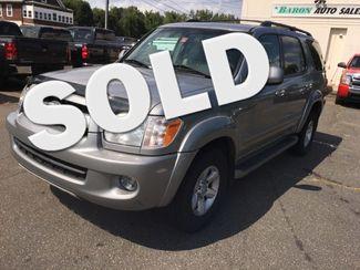 2007 Toyota Sequoia SR5  city MA  Baron Auto Sales  in West Springfield, MA