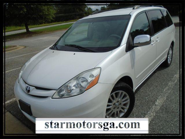 2007 Toyota Sienna XLE Ltd