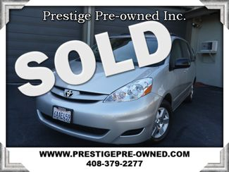 2007 Toyota Sienna LE ((**7 PASSENGER**))  in Campbell CA
