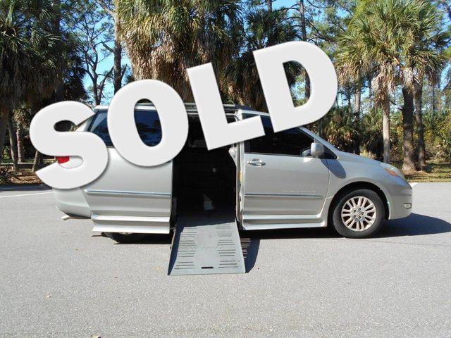 2007 Toyota Sienna Limited Xle Wheelchair Van - DEPOSIT Pinellas Park, Florida