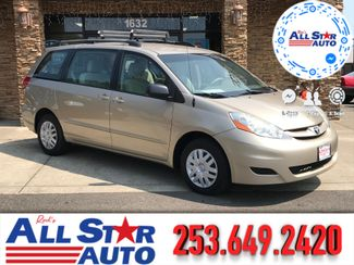 2007 Toyota Sienna CE in Puyallup Washington, 98371