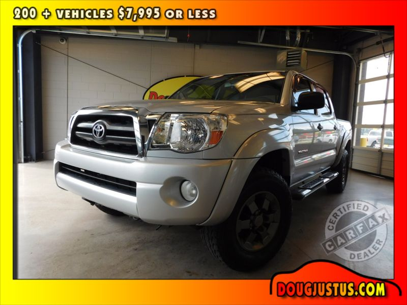 2007 Toyota Tacoma DOUBLE CAB  city TN  Doug Justus Auto Center Inc  in Airport Motor Mile ( Metro Knoxville ), TN
