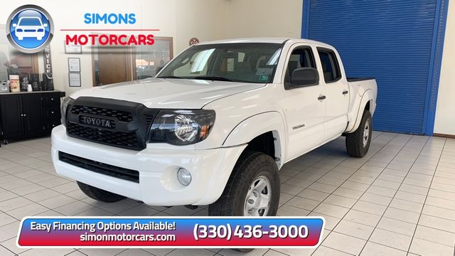 2007 Toyota Tacoma DOUBLE CAB LONG BED