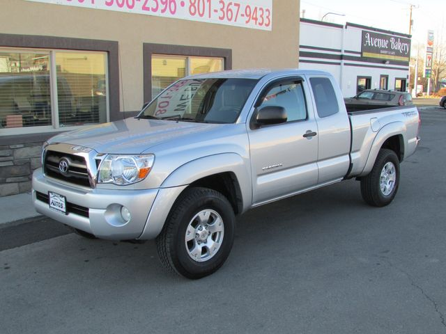 2007 Toyota Tacoma Extended Cab Pick Up