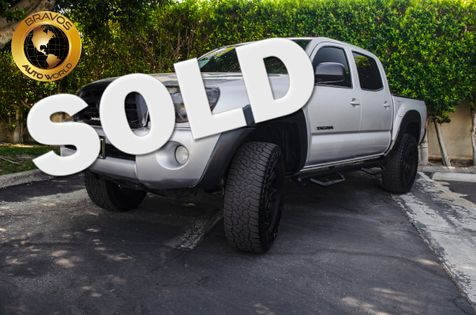 2007 Toyota Tacoma PreRunner in cathedral city