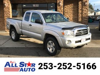 2007 Toyota Tacoma 4WD in Puyallup Washington, 98371