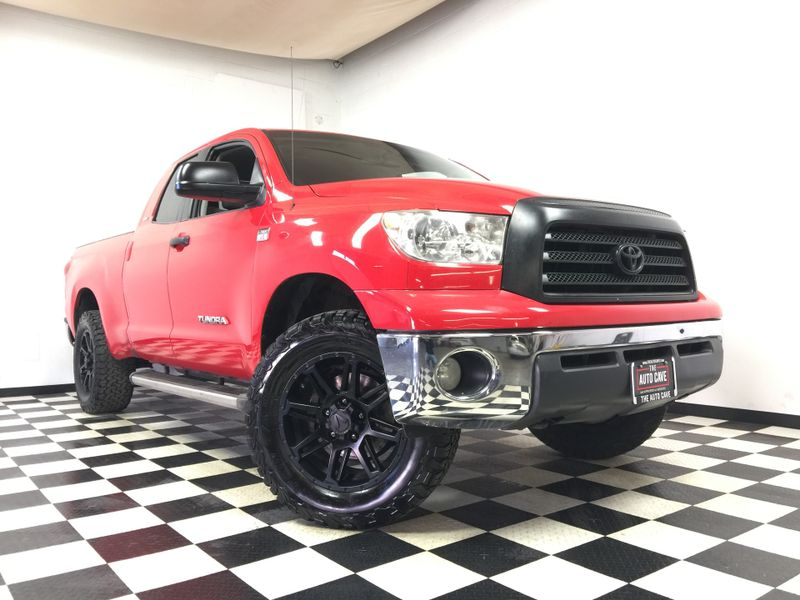 2007 Toyota Tundra *07 Toyota Tundra*SR5 4inch Lift on Rims & Tires*   The Auto Cave in Addison