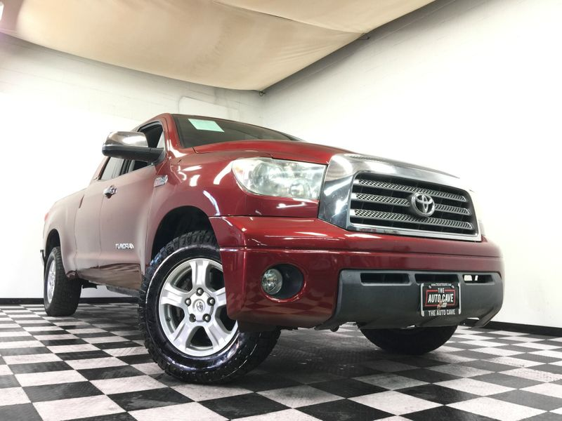 2007 Toyota Tundra *Limited Double Cab 6AT 2WD*5.7L V8*   The Auto Cave in Addison