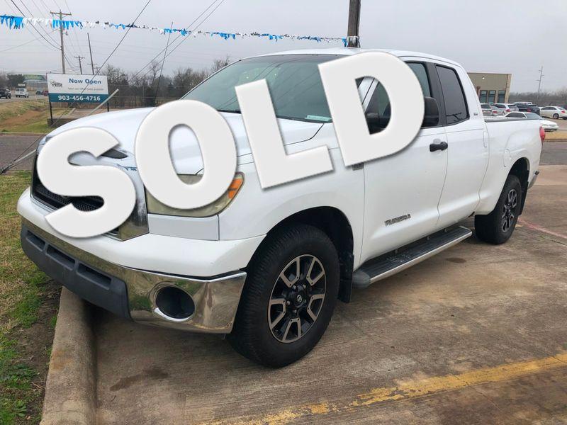 2007 Toyota Tundra SR5   Greenville, TX   Barrow Motors in Greenville TX