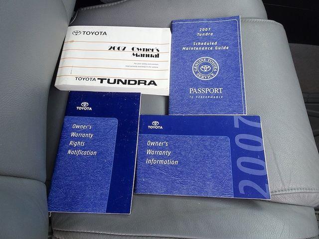 2007 Toyota Tundra LTD Madison, NC 49
