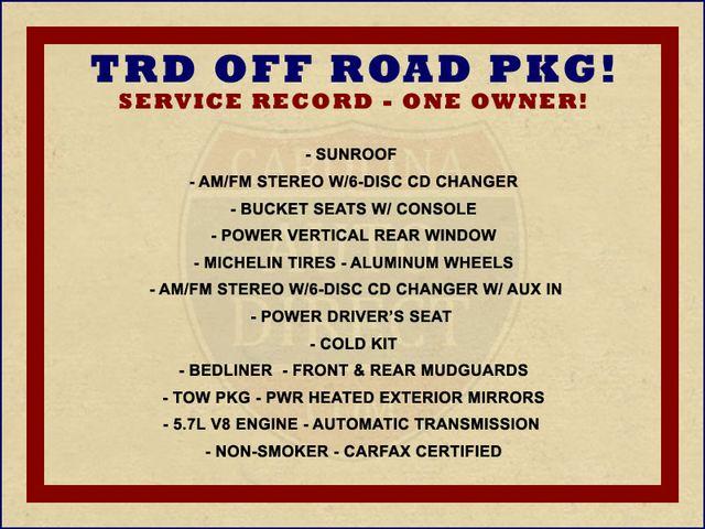 2007 Toyota Tundra SR5 CrewMax RWD - TRD OFF ROAD  - SUNROOF! Mooresville , NC 1