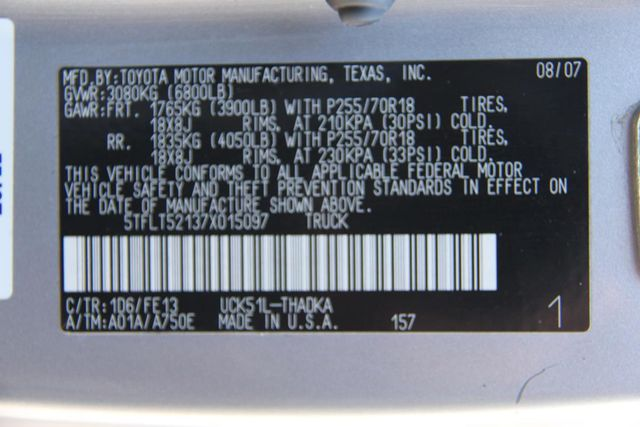 2007 Toyota Tundra SR5 Santa Clarita, CA 28