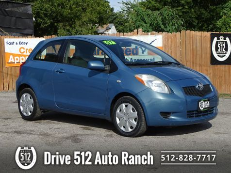 2007 Toyota Yaris Automatic GAS Saver! in Austin, TX