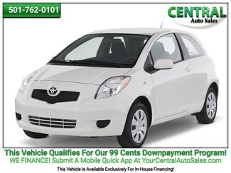 2007 Toyota Yaris    Hot Springs, AR   Central Auto Sales in Hot Springs AR