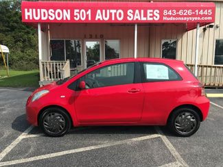 2007 Toyota Yaris 3-Door Liftback | Myrtle Beach, South Carolina | Hudson Auto Sales in Myrtle Beach South Carolina