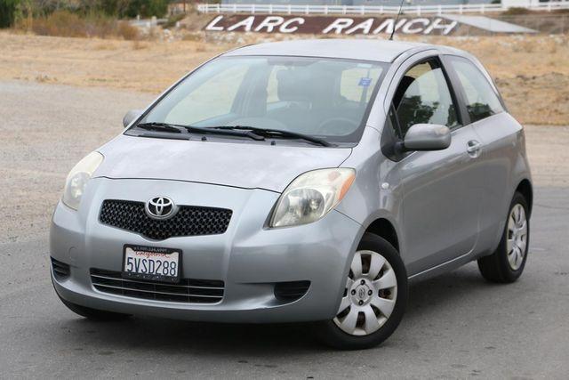 2007 Toyota Yaris Santa Clarita, CA 4